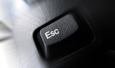 Taste_esc