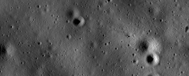 """Die Nasa hat heute erste Fotos der """"Lunar Reconnaissance Orbiter"""" veröffentlicht, auf dem der Landeplatz der Apollo Missionen 11, 14, 15, 16 und 17 zu sehen sind. Auf den Bildern […]"""