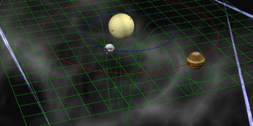 Ein internationales Forschungsteam unter der Leitung von David Champion vom Bonner Max-Planck-Institut für Radioastronomie (MPIfR) hat eine neue Methode erarbeitet, um Planeten im Sonnensystem zu wiegen und ihre Masse über […]