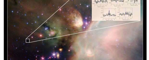 Im All herrscht dünne Luft. Ganz leer ist der Raum aber nicht: So wabern zwischen den Sternen kalte Staub- und Gaswolken, die im Wesentlichen aus Wasserstoff bestehen. Darunter finden sich […]